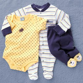 Sweet & Soft: Boys' Layette