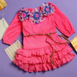 Candy Colored: Girls' Apparel