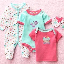 Sweet & Soft: Girls' Layette