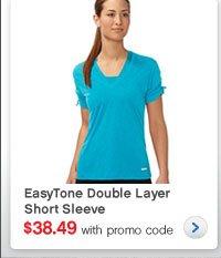 EastTone Double Layer Short Sleeve