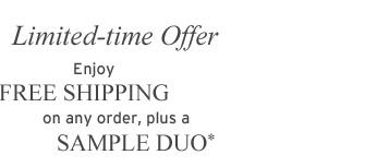 Limited-time Offer