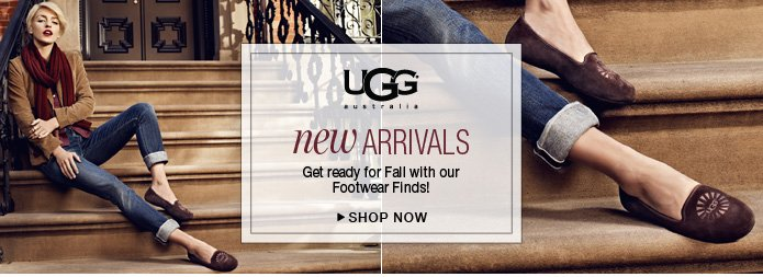 new ARRIVALS > SHOP NOW