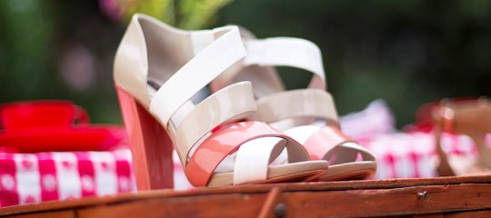 Keep Summer Going:Sun-Happy Sandals