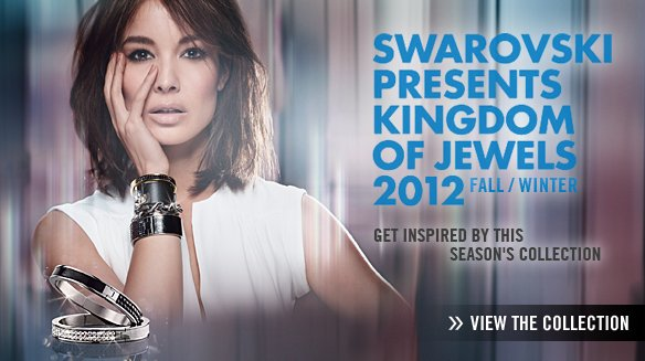 SWAROVSKI PRESENTS KINGDOM OF JEWELS 2012