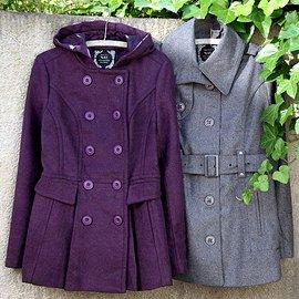 Style Storm: Women's Coats