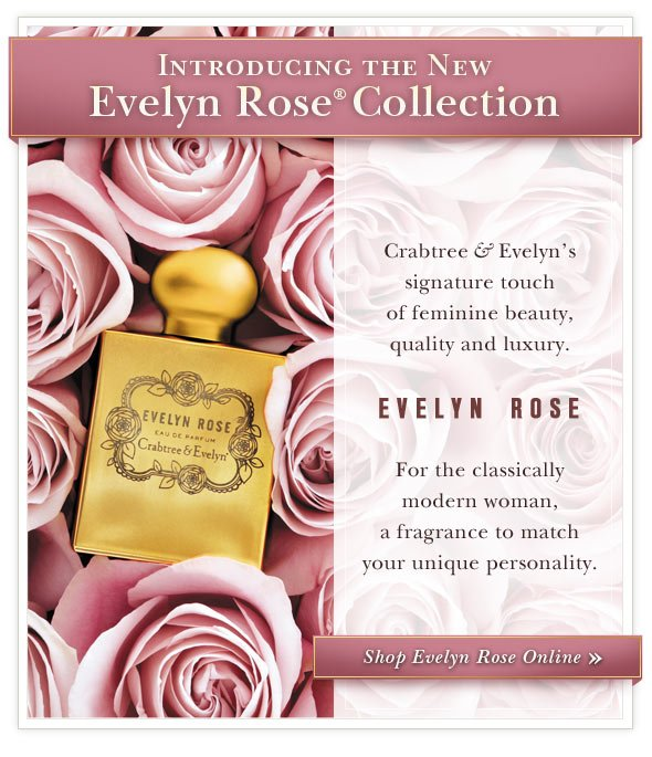 Introducing the NEW Evelyn Rose.