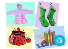 Kidorable Kids' Raincoats, Home Decor, & More