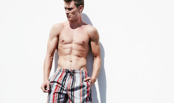 Calvin Klein Men's Swimwear   -- Visit Event