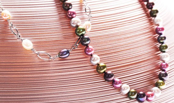 Sophisticated Staples: Pearl Jewelry   -- Visit Event