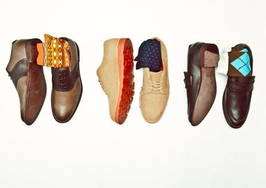 Shop Step Into Fall: Dress Shoes