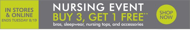 Nursing Event Banner