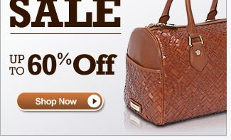 Handbags Sale | Up to 60% Off | Shop Now
