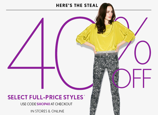 HERE'S THE STEAL