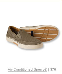 Air-COnditioned Sperry | $70