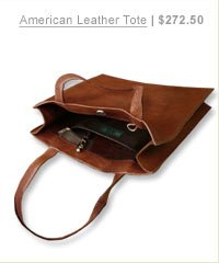 American Leather Tote | b$272.50