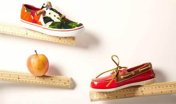 Cool Shoes for Back To School   -- Visit Event
