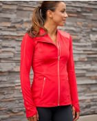 Run Track Time Jacket
