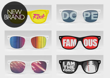 Shop Get Framed: Party Glasses