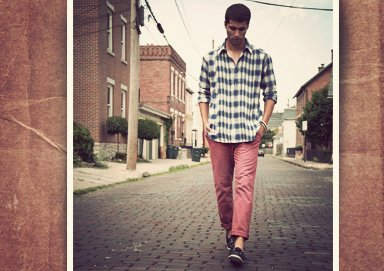 Shop $29.99 & Up Chinos + Fall Styles