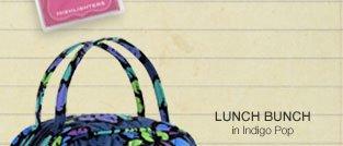 Lunch Bunch in Indigo Pop