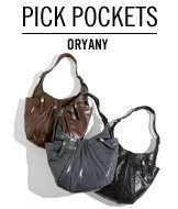 Pick Pockets. Oryany.