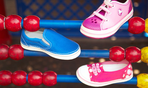 Crocs Kids    -- Visit Event
