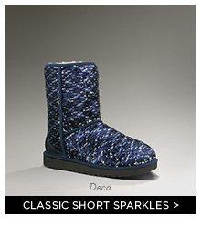 Classic Short Sparkles - Deco