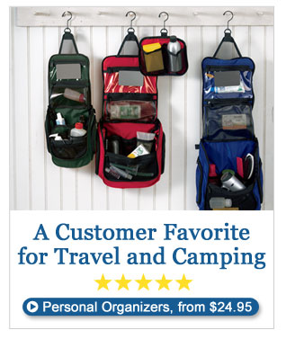 A Customer Favorite for Travel and Camping
