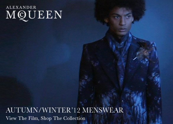 View The Film, Shop The Collection: Autumn/Winter '12 Menswear