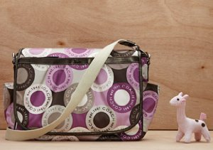 Chic Diaper Bags: Coach, Petunia Pickle Bottom, Perry Mackin and more