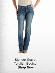 SLENDER SECRET TULULLAH BOOTCUT >