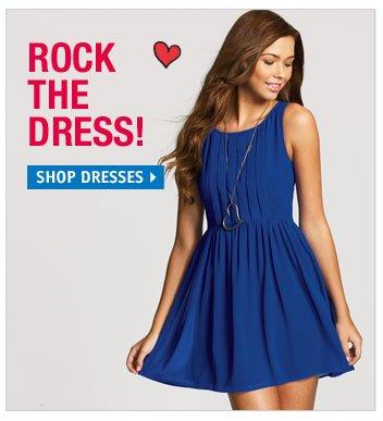 ROCK THE DRESS!