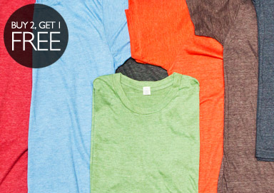 Shop Buy Two Get One: Tees