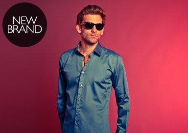 Shop Jared Lang: Luxury Shirting