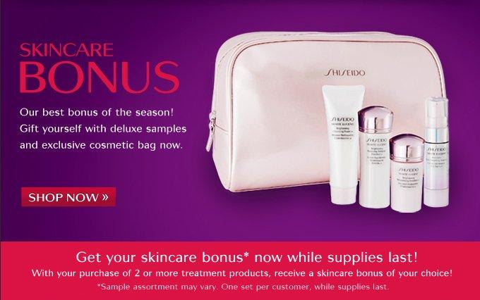 Skincare Bonus