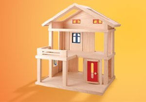 Dollhouses & Decor by Plan Toys