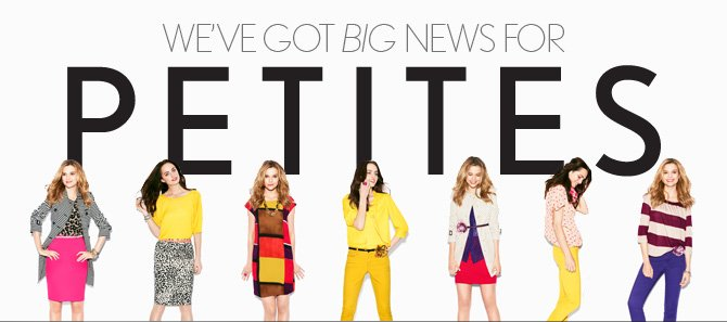 WE'VE GOT BIG NEWS FOR 