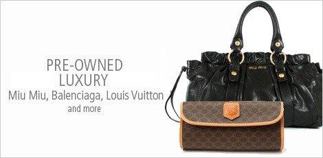 Pre-Owned luxury