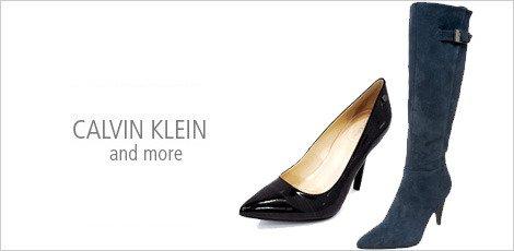 Calvin Klein and More