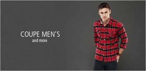 Coupe Men's & More