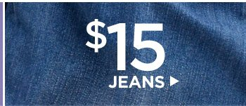 $15 JEANS