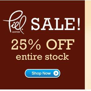Shop Piel Sale