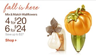 Mix & Match Wallflowers