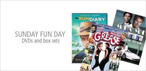 DVD's & Box Sets