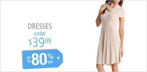 Dresses Under $39.99