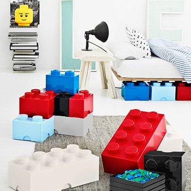 LEGOclock