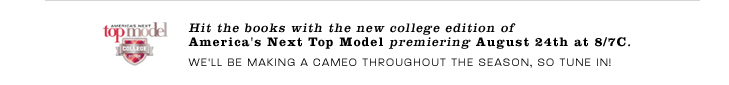 Click here to find out more about America's Next Top Model