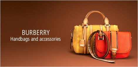 Burberry Handbags & Accessories