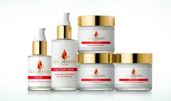 Goldfaden Skincare-- Visit Event