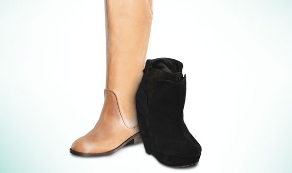 The Perfect Pair of Boots  -- Visit Event